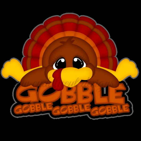 clipart bear thanksgiving