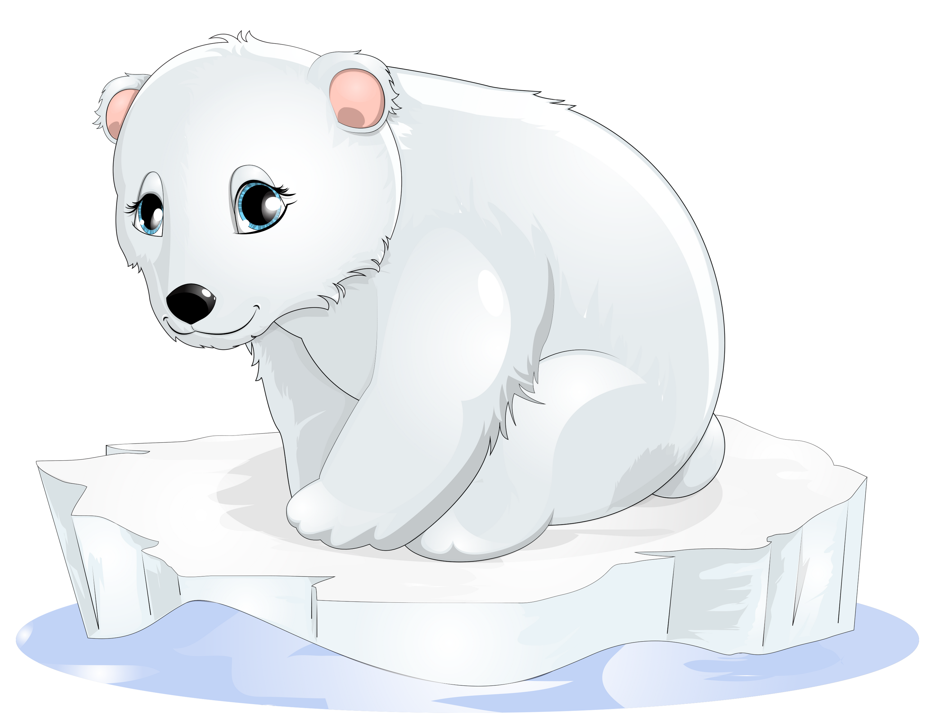 Got it this website. House clipart bear