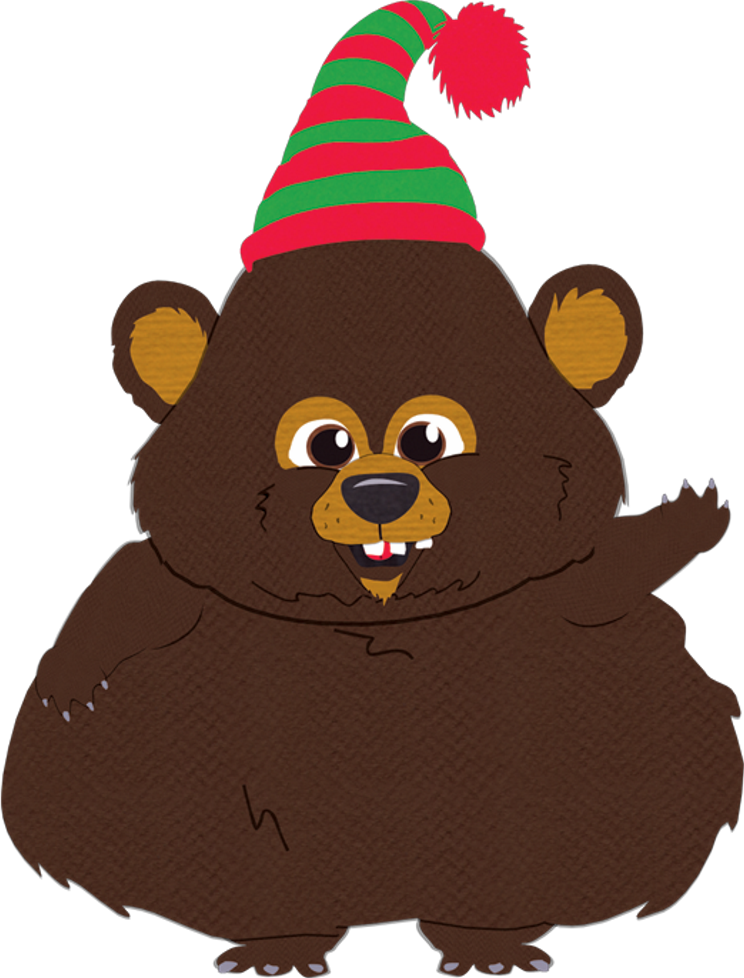 Critters south park archives. Woodland clipart bear