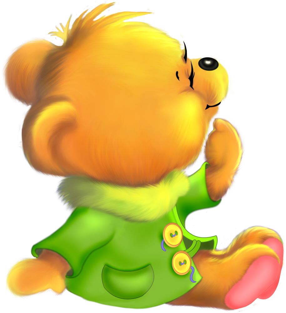 Free clipart cute. Bear cartoon gallery yopriceville