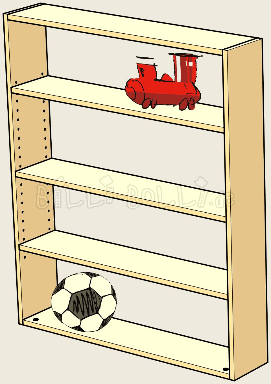 Clipart bed above. Shelves and racks billi