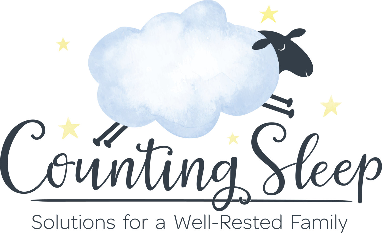 About counting sleep . Clipart sleeping good evening