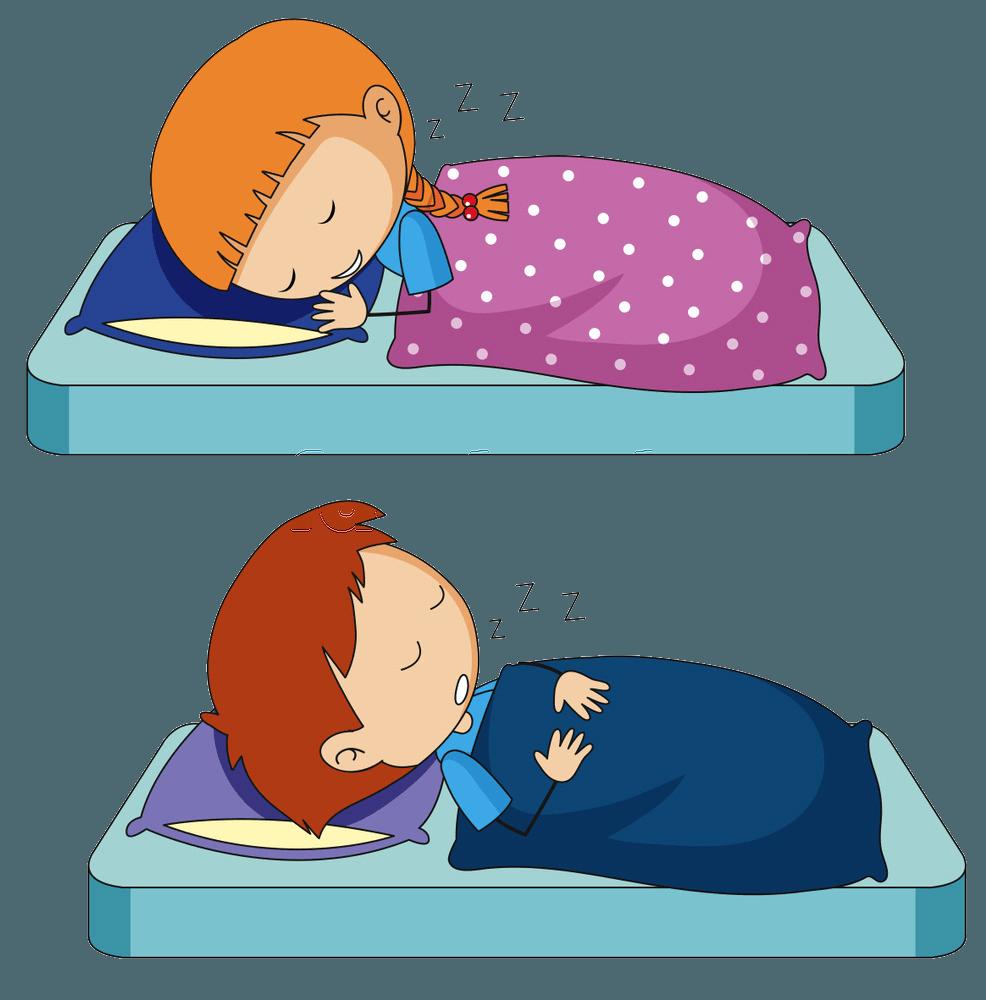 Naptime proper sleep