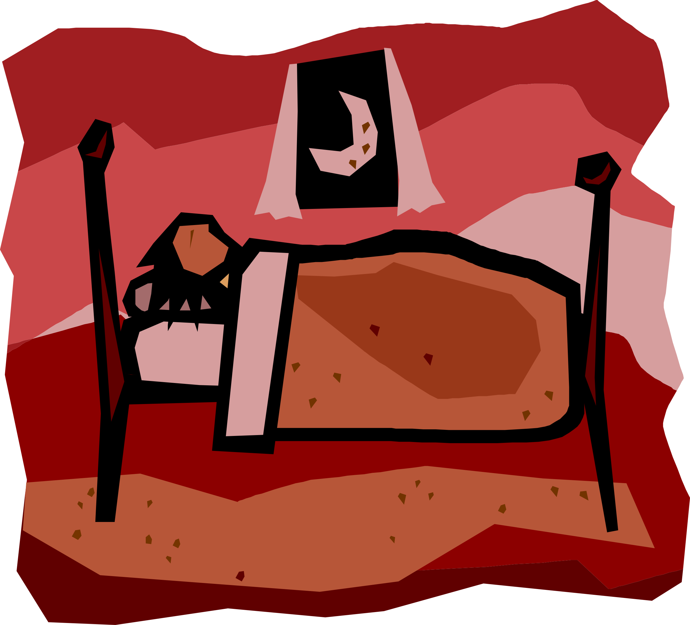 Night clipart asleep. A person sleeping icons