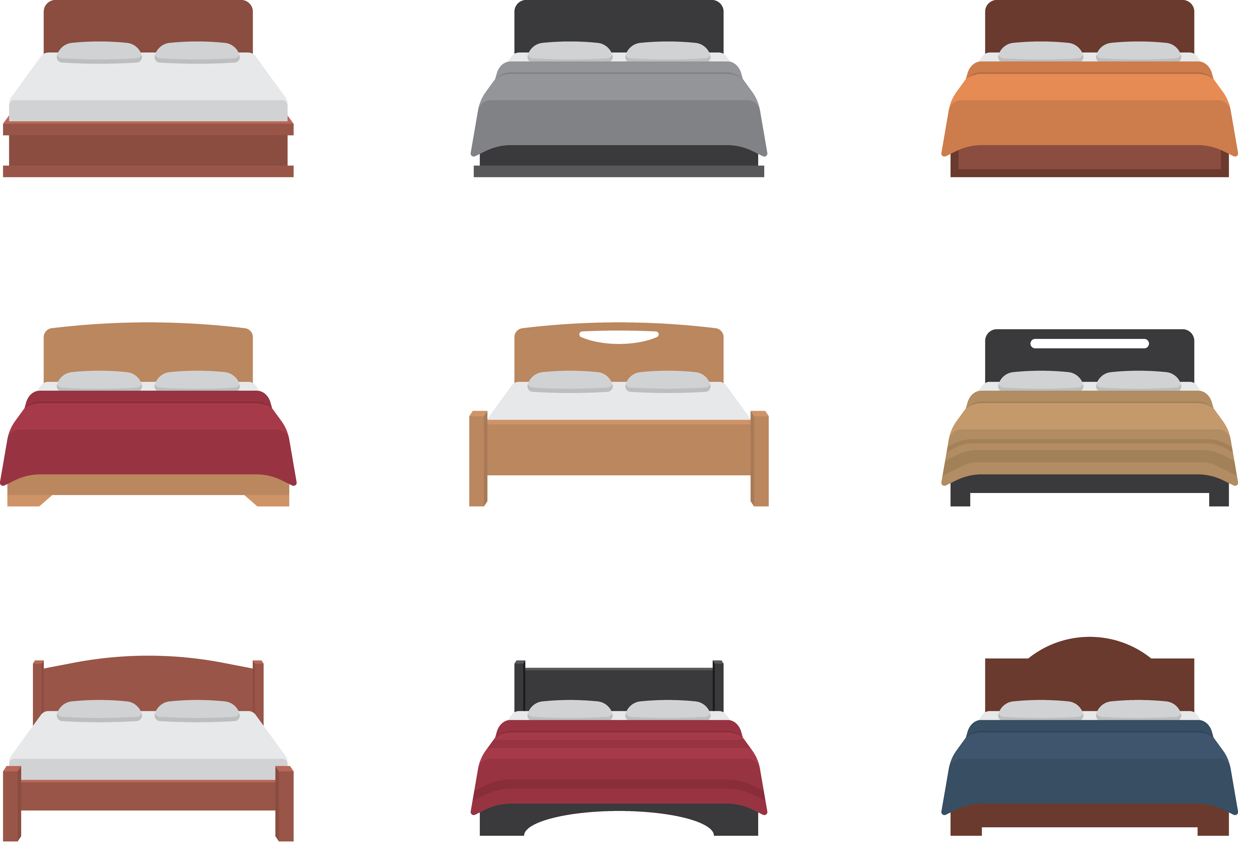 Clipart bed bed linen. Sofa sheet furniture household