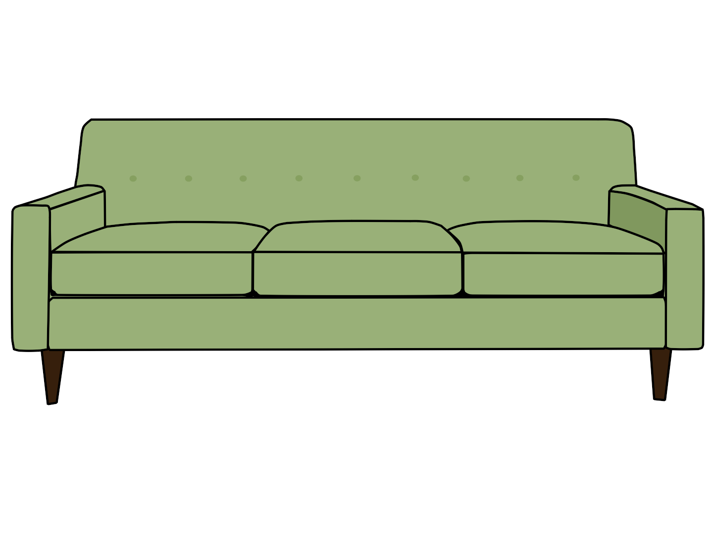 collection of bed. Couch clipart top view