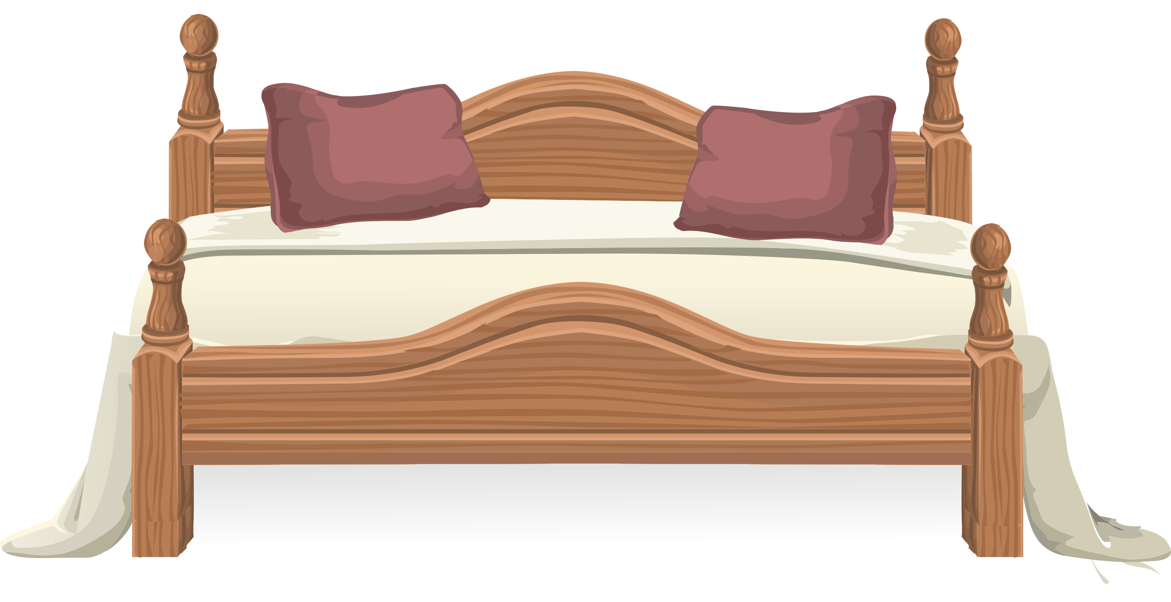 Clipart bed big bed. From glitch image png