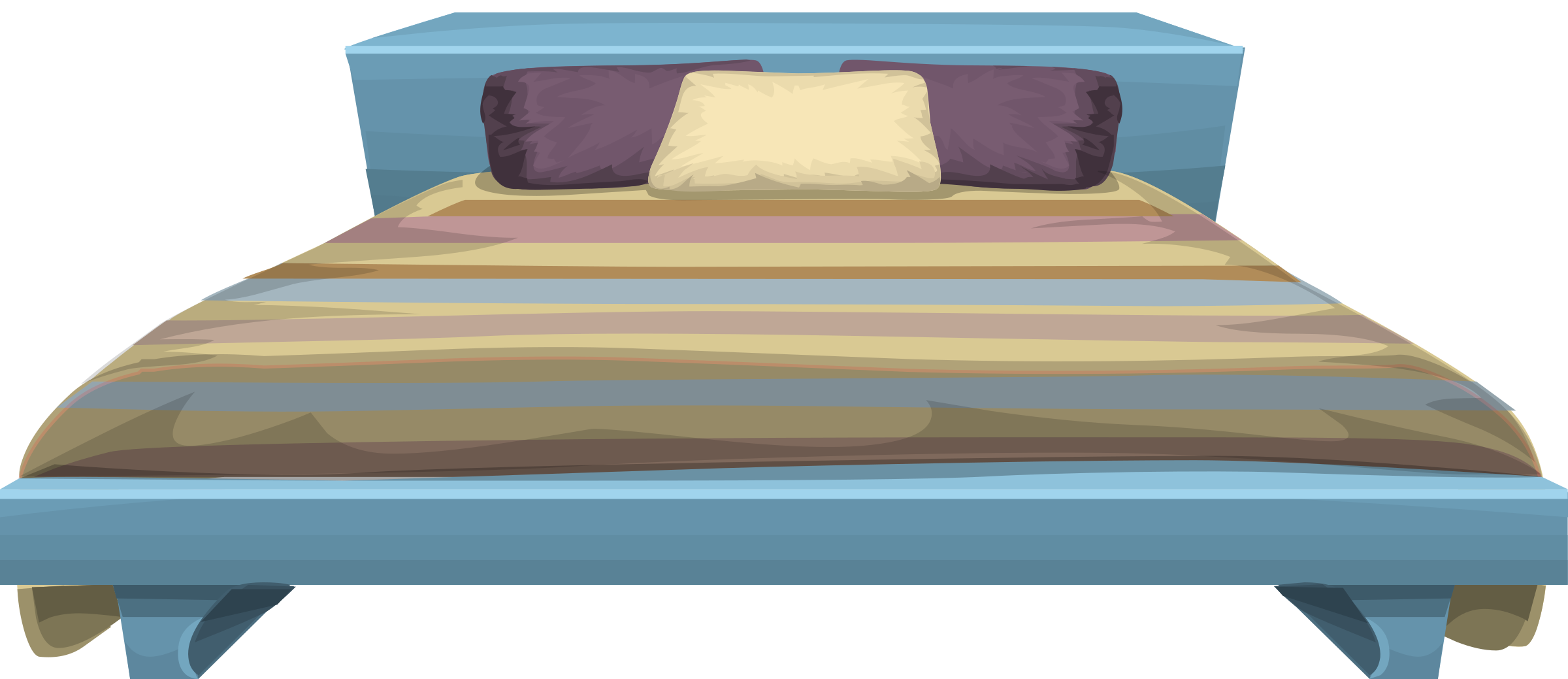 From glitch image png. Clipart bed big bed