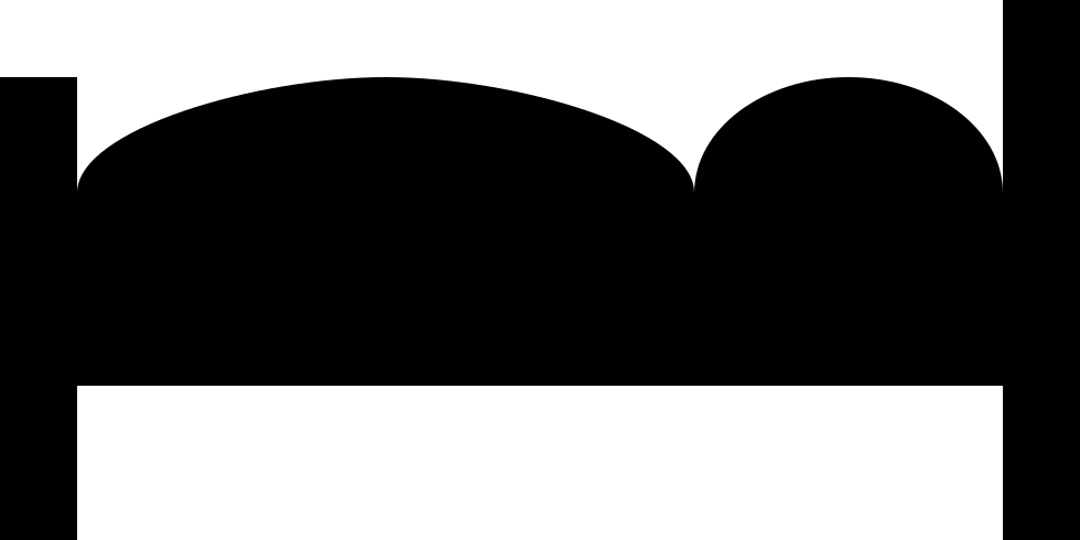 Silhouette at getdrawings com. Clipart bed black and white