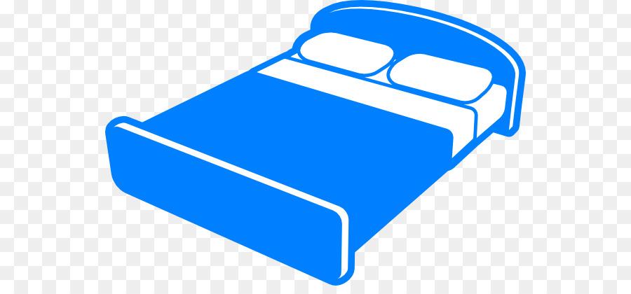 Background frame text transparent. Clipart bed blue