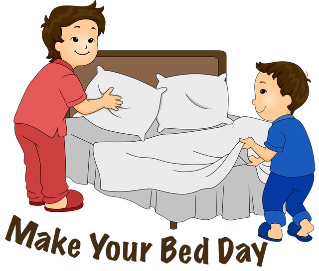 collection of make. Clipart bed boys