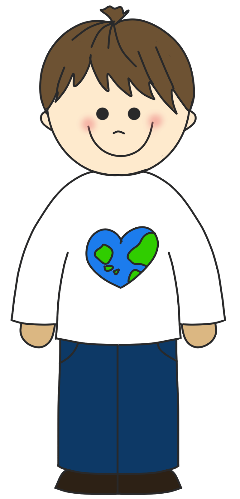 boys huge freebie. Shell clipart kid