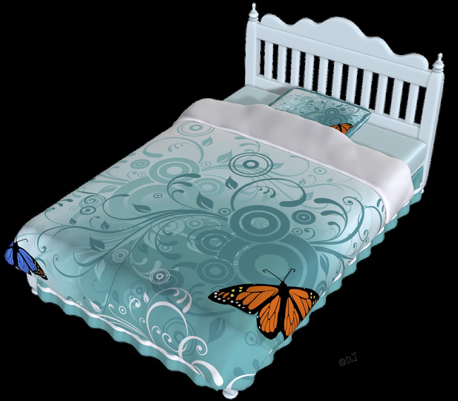Clipart bed broken bed. Rjs bits bobs props