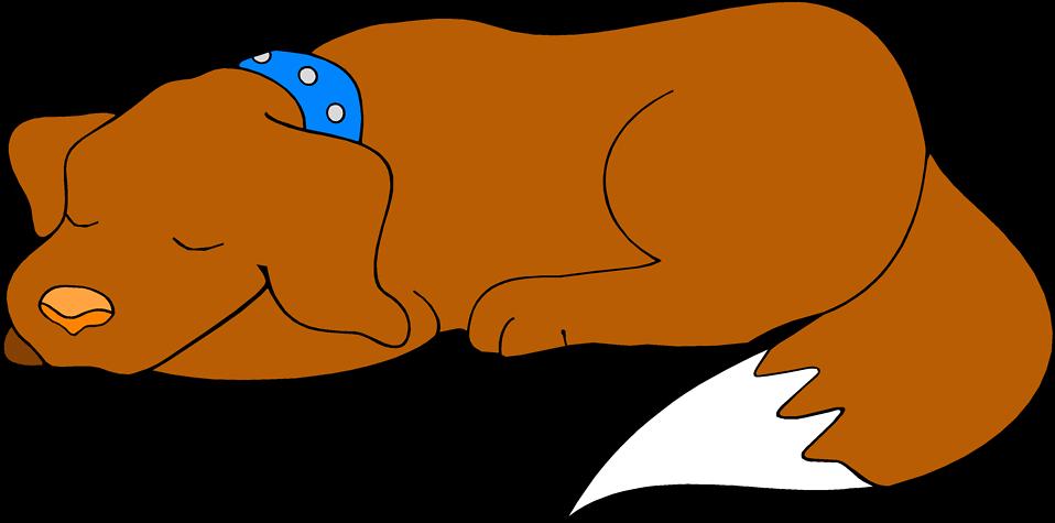 Cartoon sleeping image group. Grave clipart dog