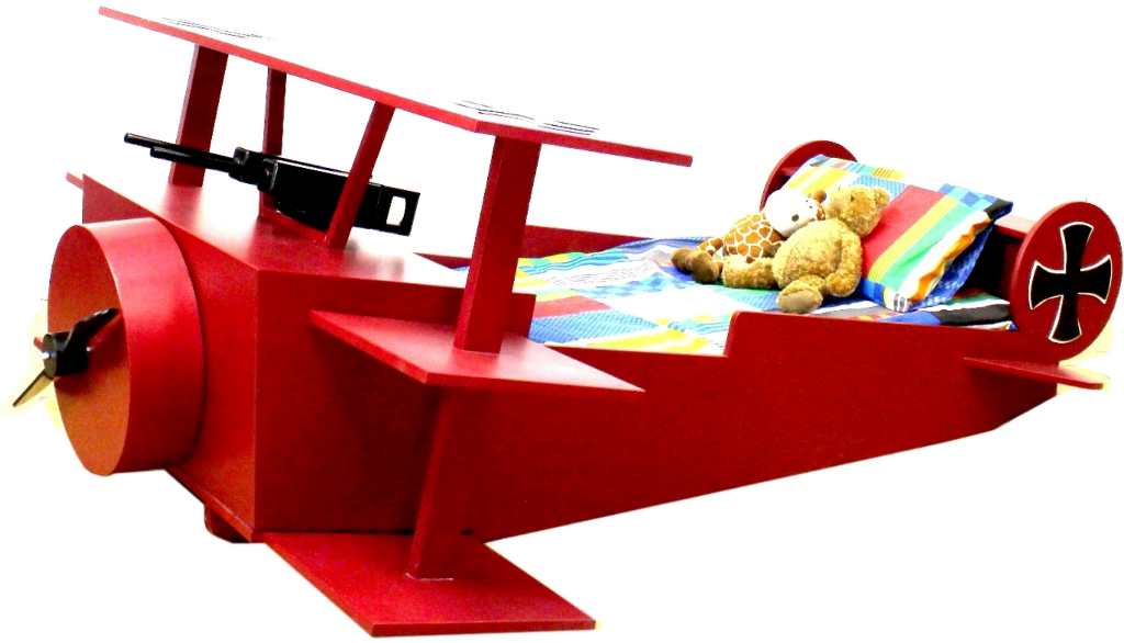 Yodaknow club plane kids. Clipart bed childrens bed