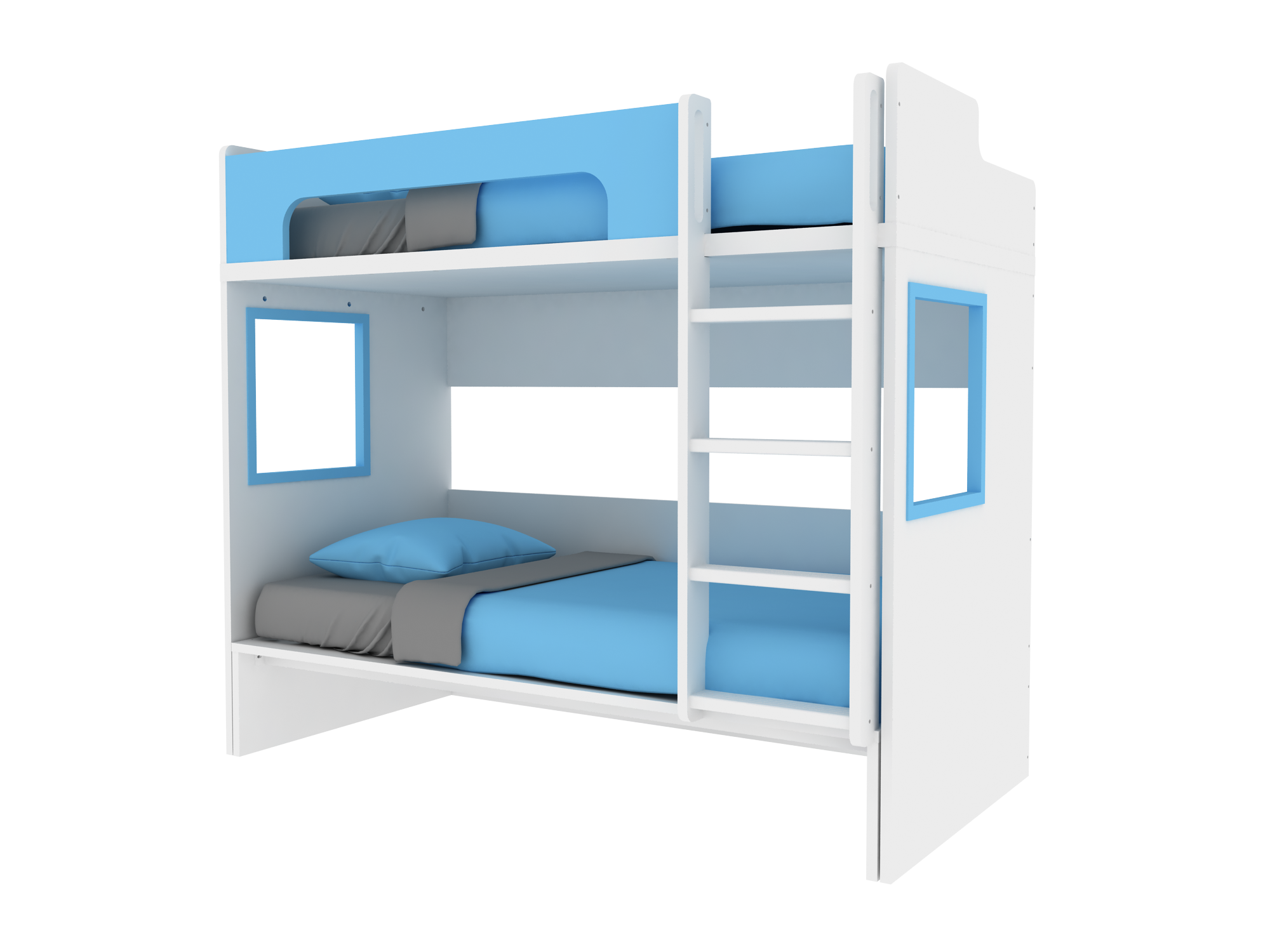 Clipart bed empty bed. Andy bunk kidz kingdom