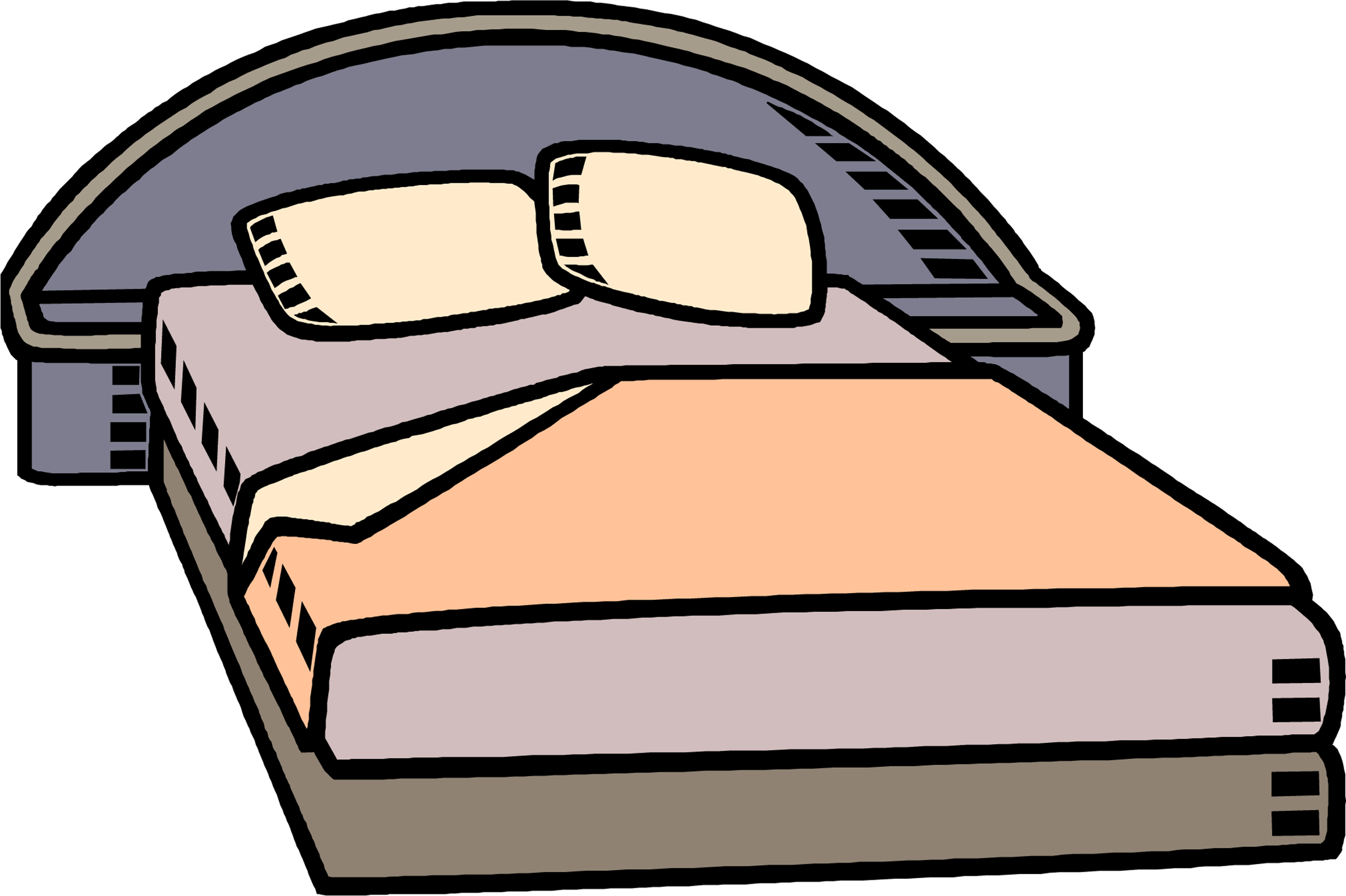 Clipart bed empty bed.  collection of transparent