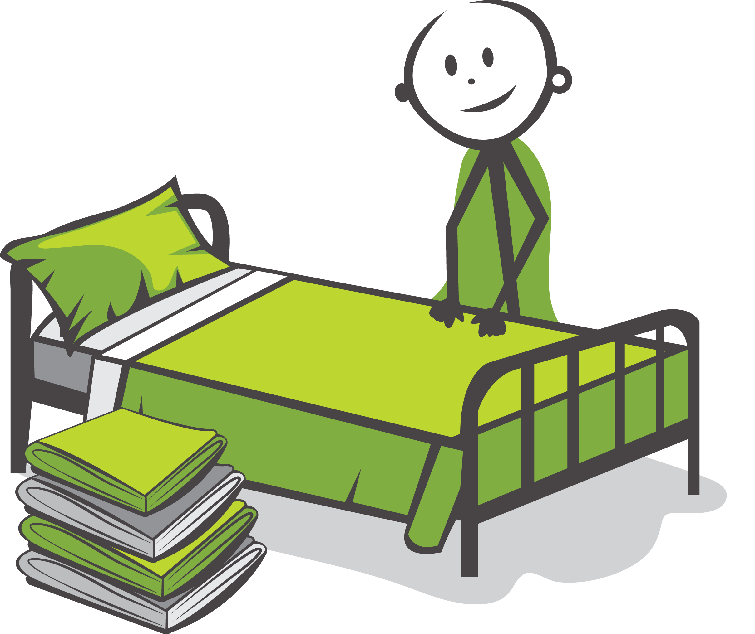 Clipart sleeping bed covers. About sleep titan learn