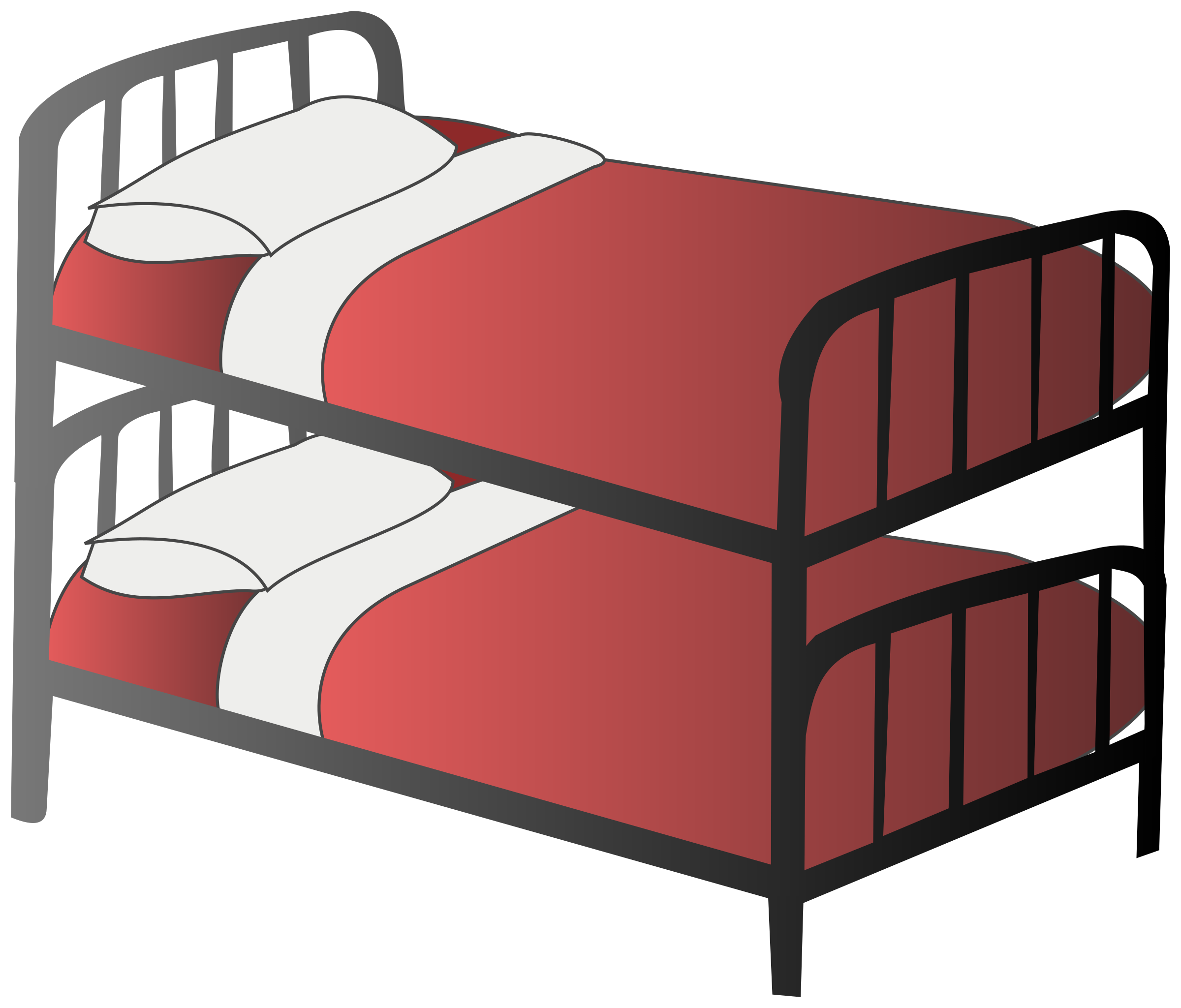 Bunk icons png free. Clipart moon bed