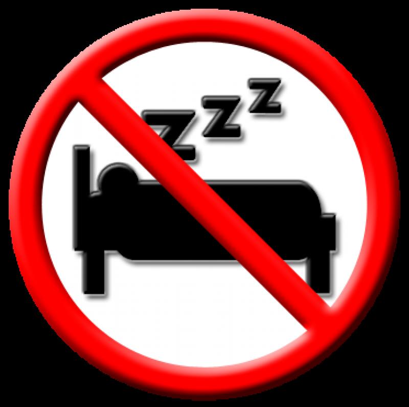 Sleeping enough free on. Exercise clipart sleep