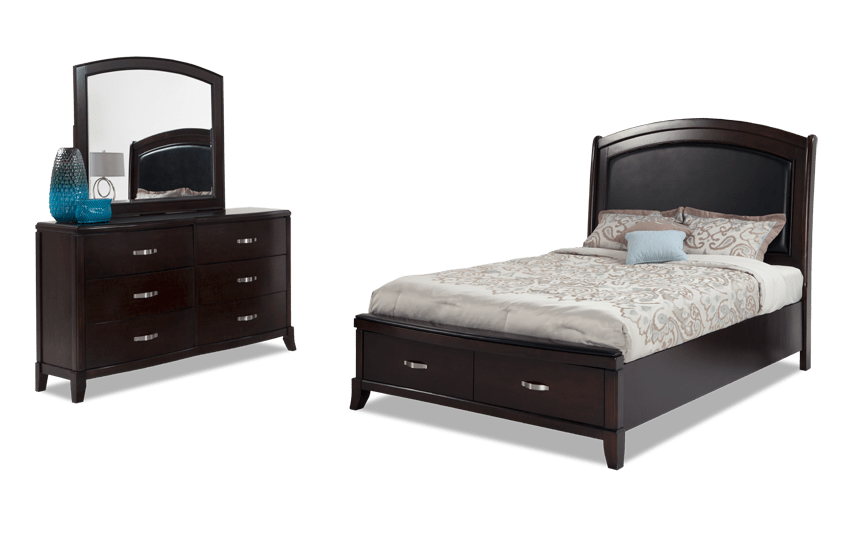 Bed king bed