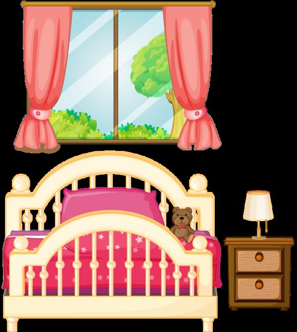 Furniture clipart toddler bed. Lit png tube pinterest