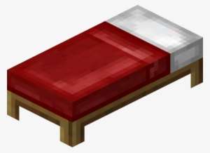 Png transparent image free. Clipart bed minecraft bed