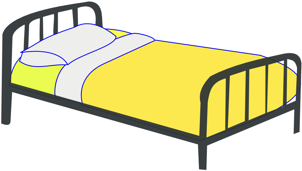 Panda free images bedclipart. Sick clipart bed clipart