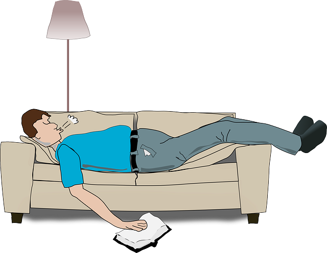 Pandiculate much the stretching. Sleeping clipart yawning