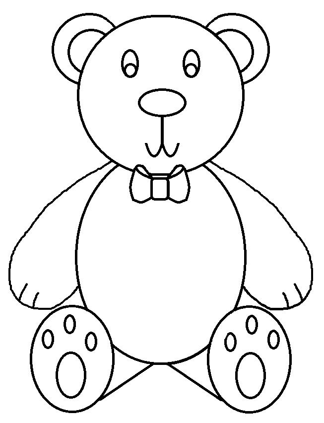 Bed papa bear