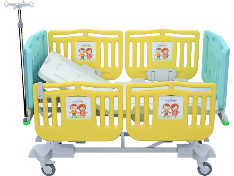 Pediatric hospital for intensive. Clipart bed patient bed
