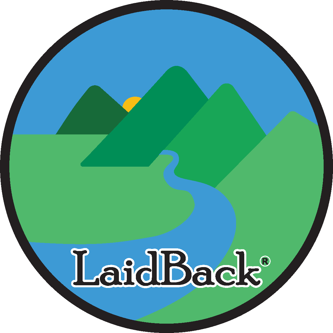 The laidback pad . Clipart sleeping nap mat