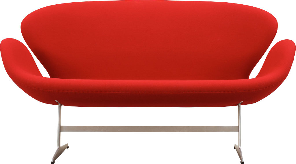 Furniture red sofa thing. Dot clipart inspirational
