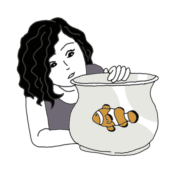 Fish tank dream dictionary. Dreaming clipart tired