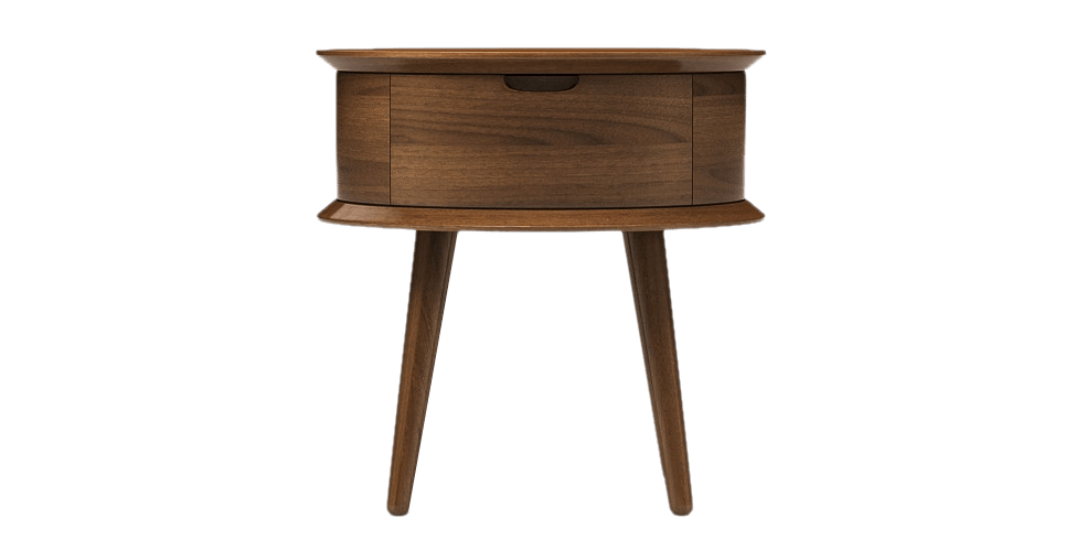 Buy ethan round side. Clipart desk front