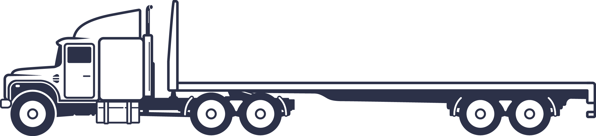 collection of semi. Driver clipart liscense