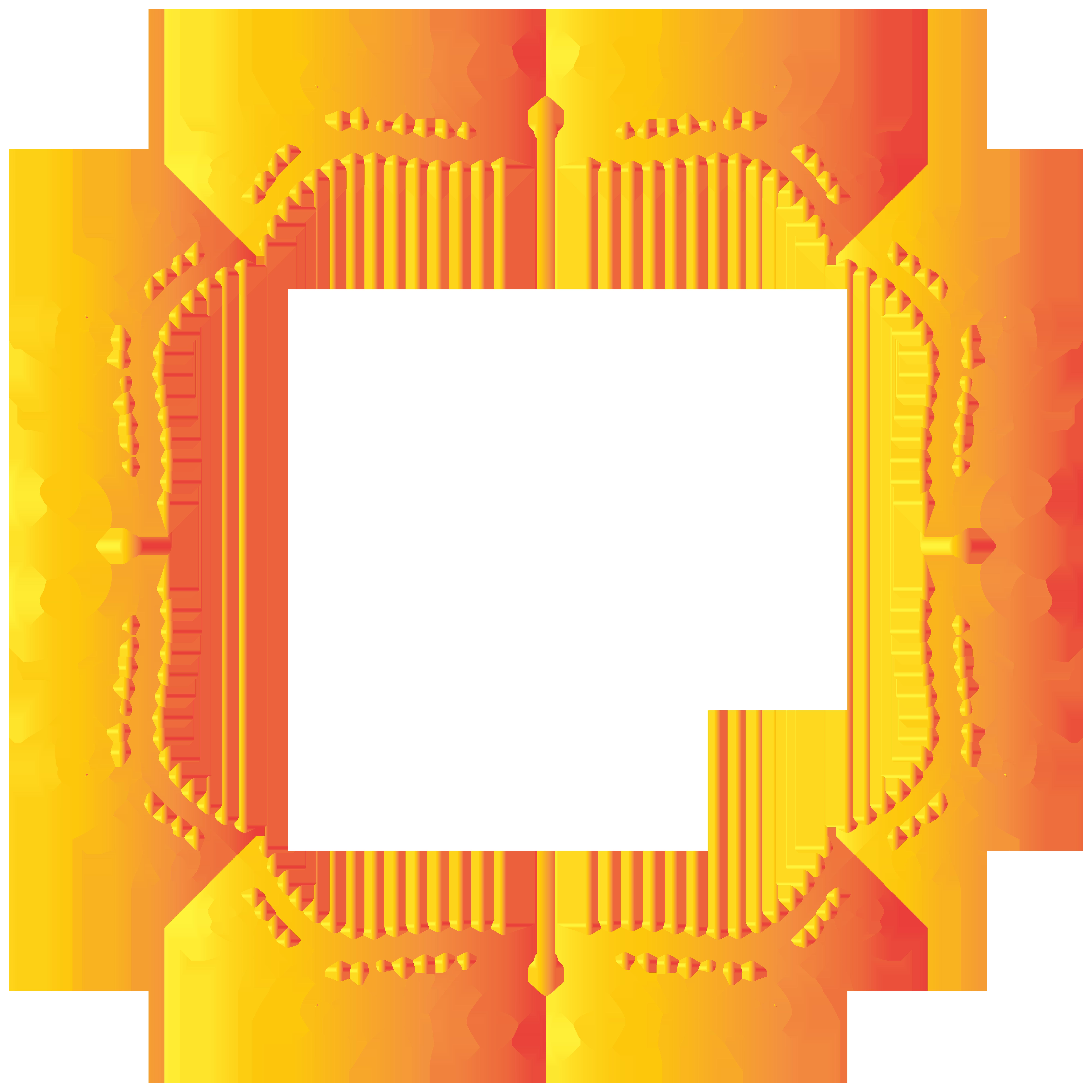 Fall border frame transparent. Garland clipart pearl