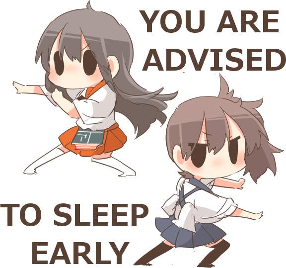 Clipart bed sleep early. You are advised to