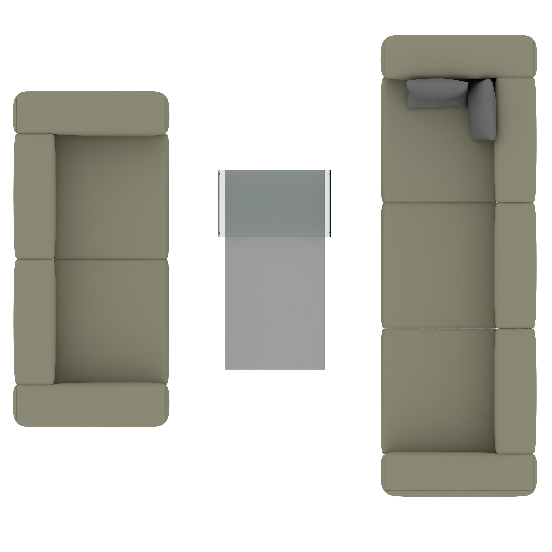 Furniture Clipart Top View Furniture Top View Transparent