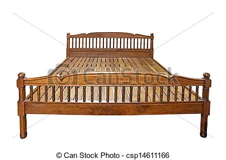 Clipart bed wooden bed. Portal