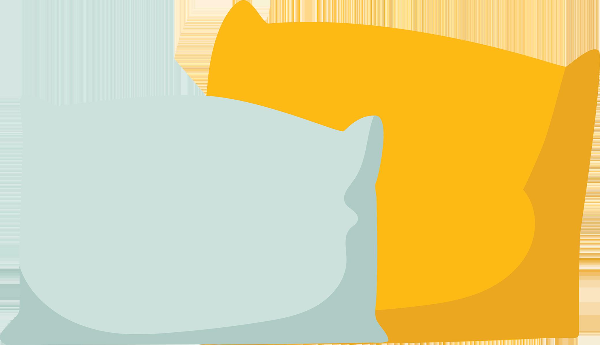 Luxury bed pillows kent. Pillow clipart sleeping bag pillow