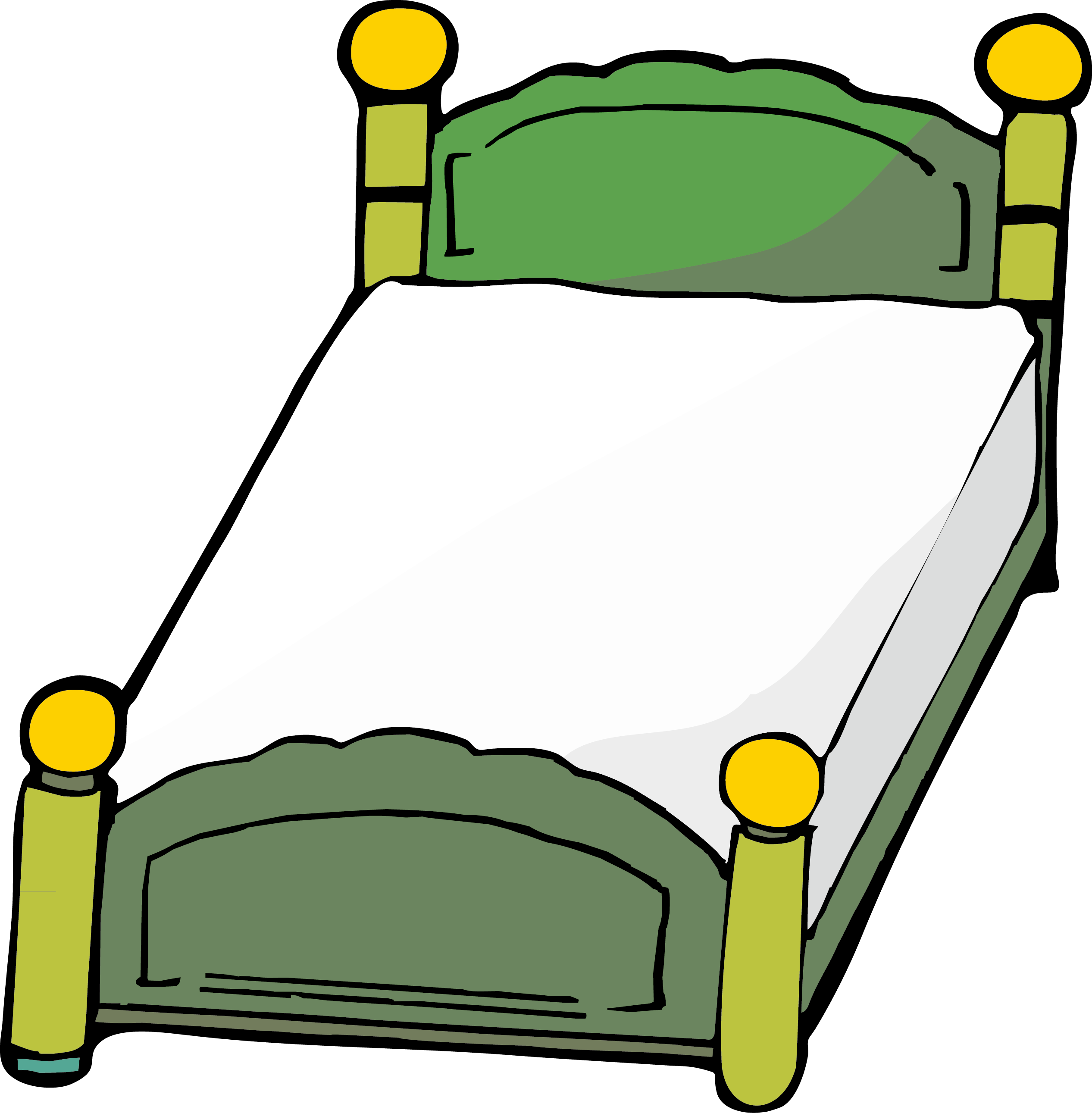 Furniture clipart twin bed. Cartoon twins transprent png