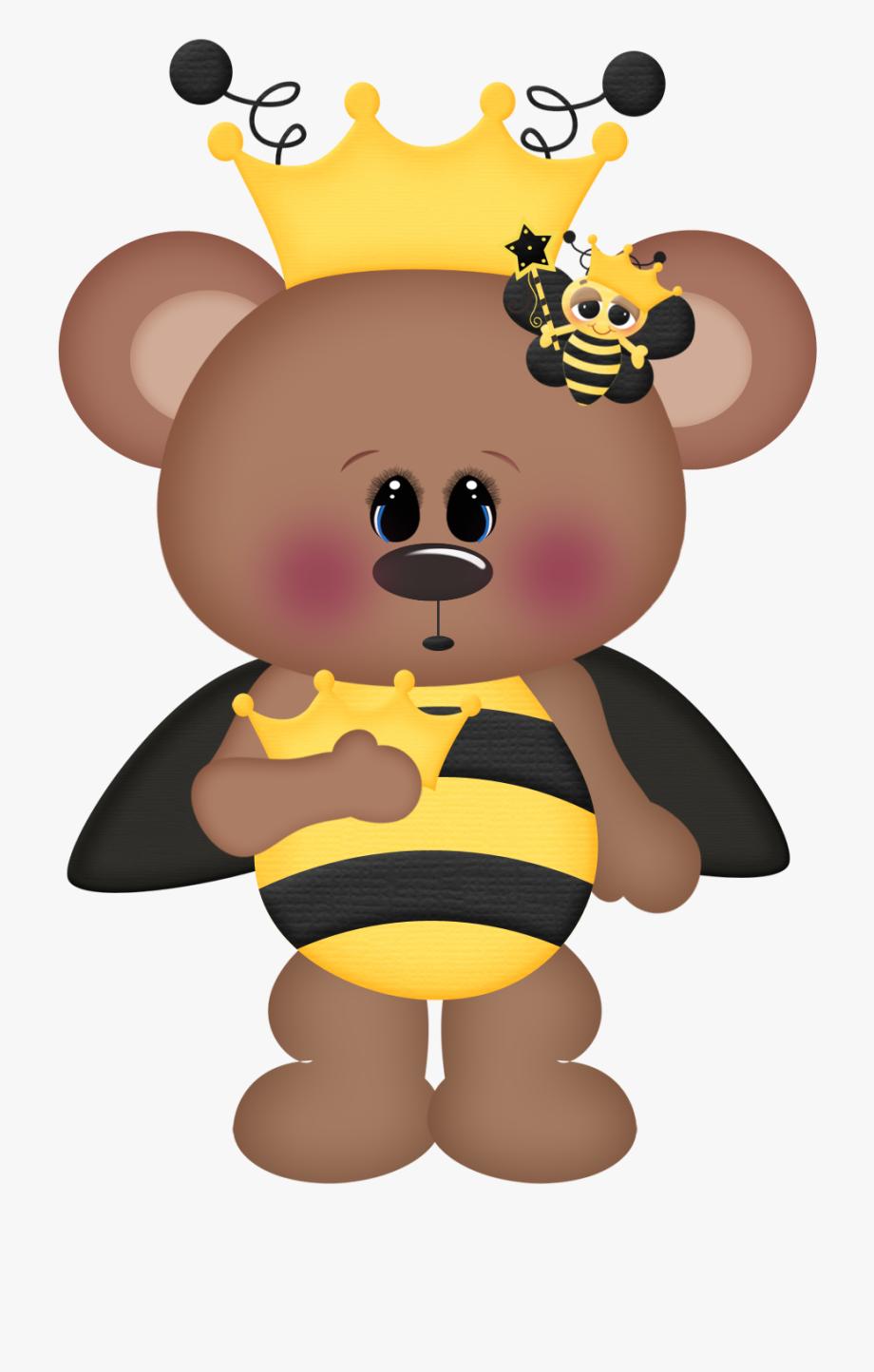 Clipart bee bear. Photo by daniellemoraesfalcao
