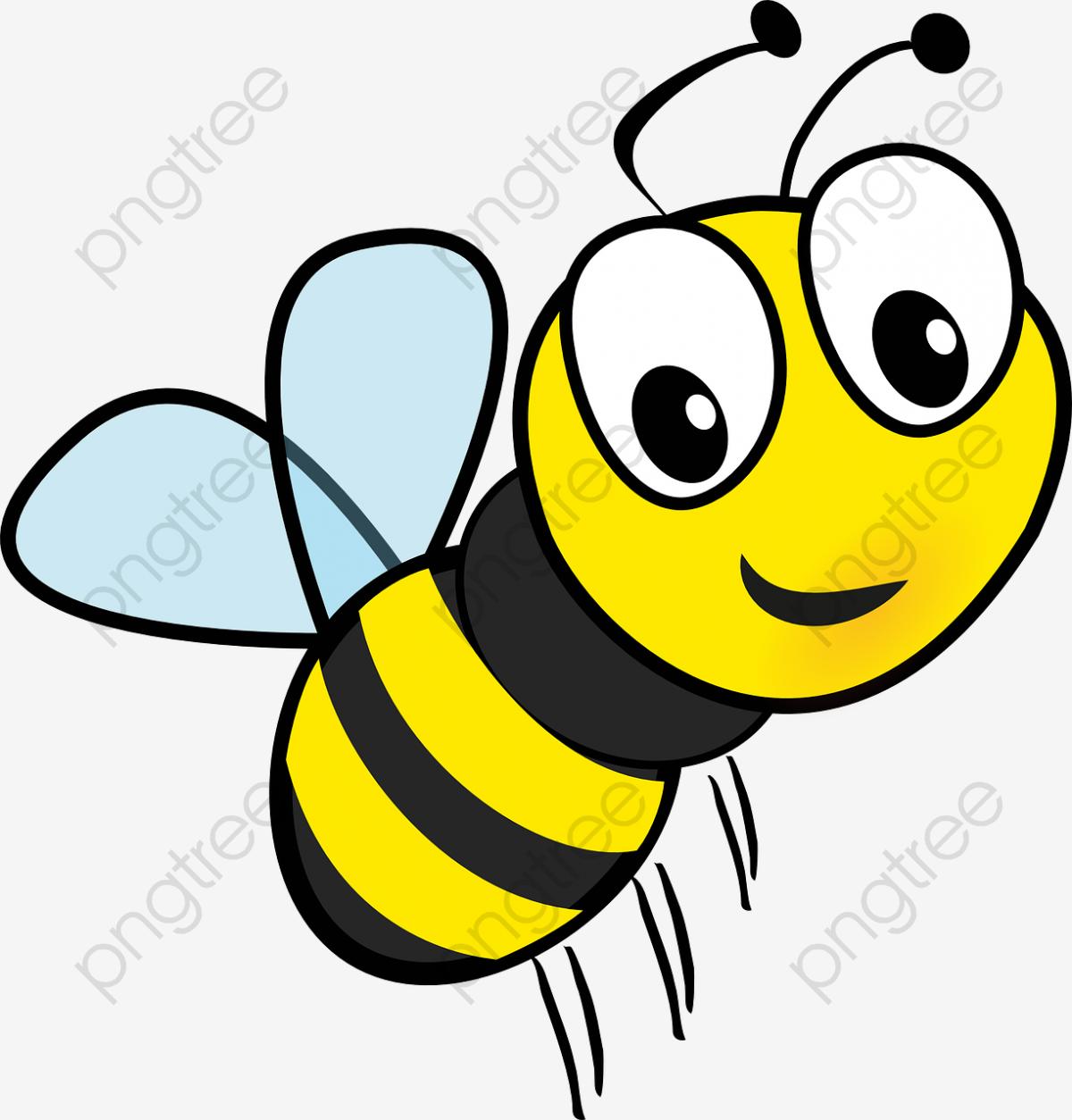 Clipart bee cartoon. Flying flight png