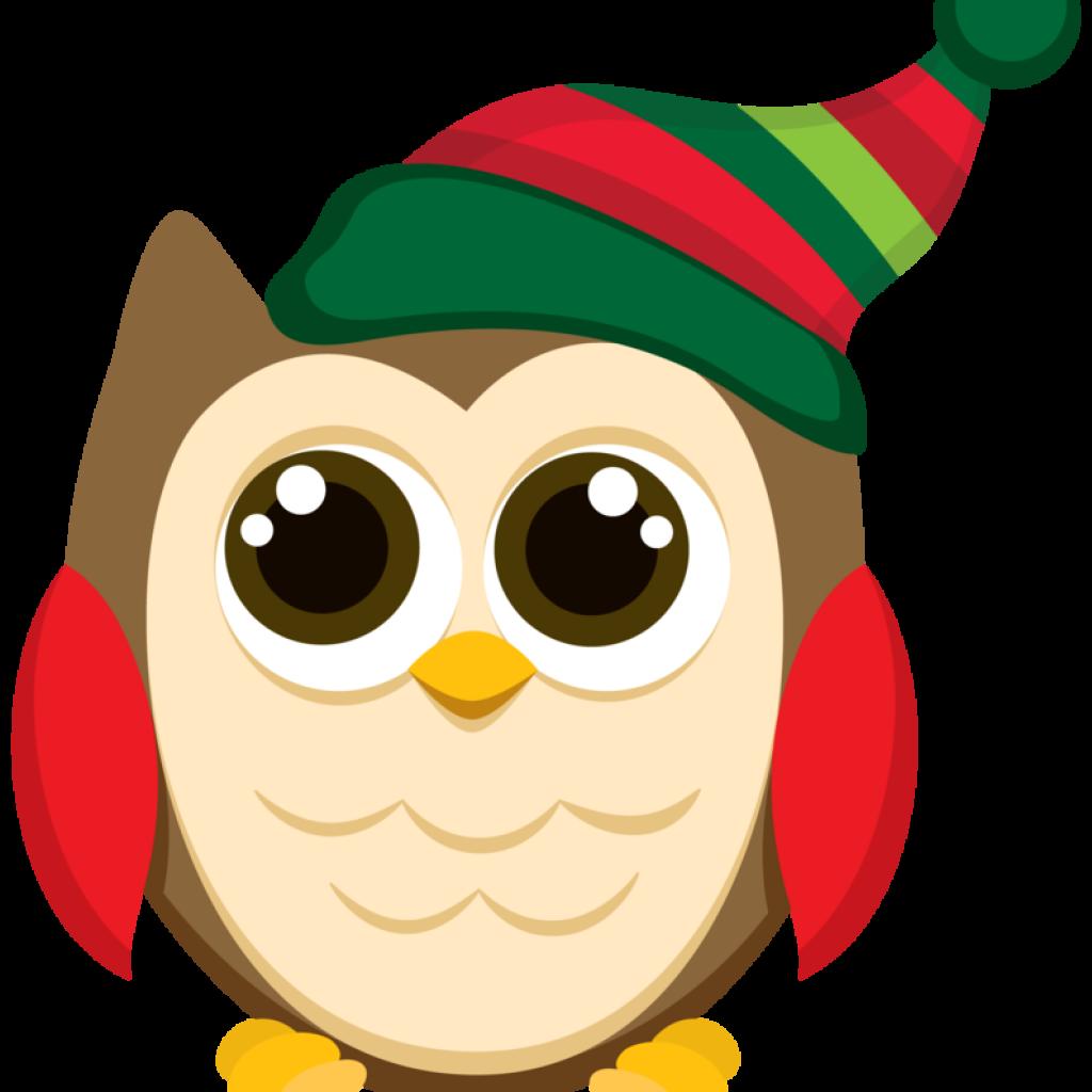 owls clipart summer