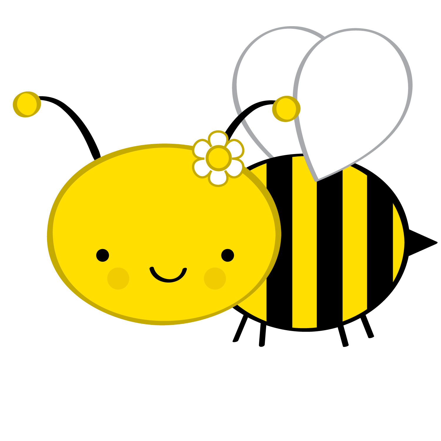 Abelhinhas png minus bees. Clipart bee circle