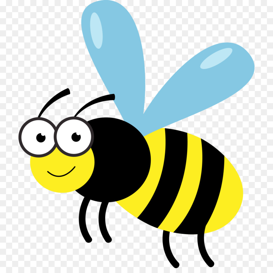 Clipart bee clear background. Honey transparent clip art