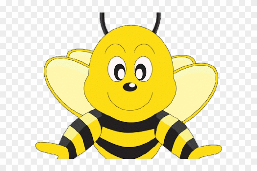 Adorable honey transparent . Clipart bee clear background