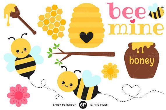 Bumblebee clip art honey. Clipart bee cupcake
