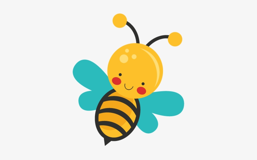 Png download transparent images. Clipart bee cute